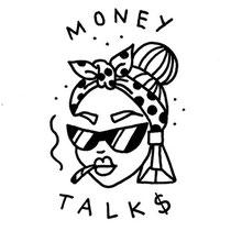 Girl & money