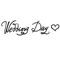 Wwedding day
