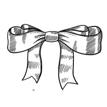 girly bow tie