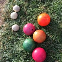 Bowlingkugeln und Melonen als Geschosse, Einschätzung der Eignung