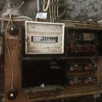 Elektrische Anlage am Motiv: Beurteilung und Prüfung