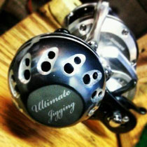 Shimano Trinidad A Series 10-30 w/ UJ 45mm Reel Knob w/ NS Kit