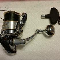 Shimano Stella 1000 - 4000 FE w/ UJ 30mm Reel Knob