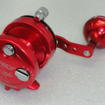 Avet SXJ 6/4 MC Raptor Two speed reel with UJ 45mm_A Knob