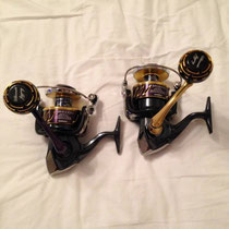 Shimano 2013 Stella SW 20000 & 30000 vs UJ 45mm Type II Reel Knob