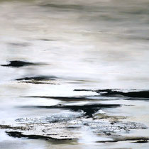 """""""Die endlose Weite"""", 100 cm x 100 cm, 2009"""