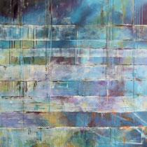 O.T. Acryl auf Leinwand, 100 cm x 100cm