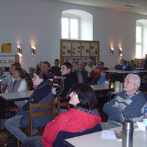 """1. Teil der Seminarreihe """"Einführung in die Bienenhaltung"""" im Kloster Grauhof"""