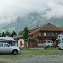Am Camping Antholz