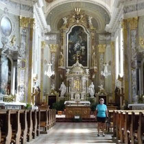 Kirche in Kaltern