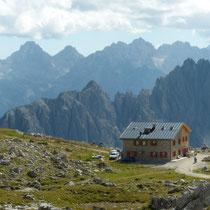 Lavareto-Hütte