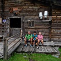 unterwegs im Alpbachtal