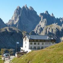 Auronzo-Hütte