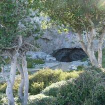 Zeus-Höhle