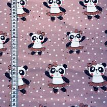 J-007 Panda altrosa hell