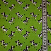 J-033 Zebra grün