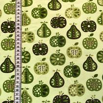 J-058 Äpfel Birnen grün