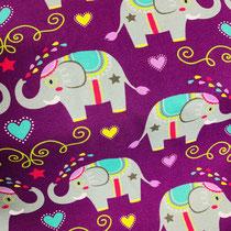 J-045 Elefant lila