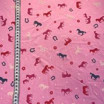J-075 Pferd rosa