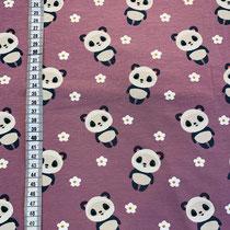 J-006 Panda altrosa dunkel