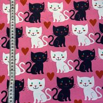 J-009 Katzen rosa