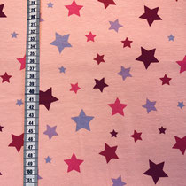 J-016 Sterne rosa mix