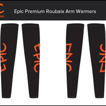 Epic Premium Roubaix Arm Warmers Design