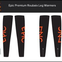 Epic Premium Roubaix Leg Warmers Design