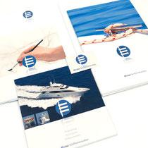 <h1>Corporate Design-Entwicklung</h1><p>Für die Firma Heise Schiffsinnenausbau haben wir Logo und Corporate Design entwickelt und verschiedene Printprodukte sowie die Internetseite realisiert.</p>