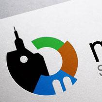 <h1>Logoentwicklung</h1><p>Dieses Logo steht hier beispielhaft für zahlreiche Logoentwicklungsprozesse.</p>