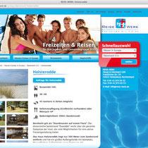 <h1>Reiseportal Reise-Werk</h1><h3>(Konzept & Webdesign) nicht mehr online</h3>