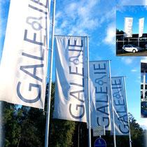 <h1>Logoentwicklung und Beschriftungen</h1><p>Für das VW-Autohaus Schalm wurde dieses Logo entwickelt, Geschäftsausstattung, Anzeigen, Fahnen und Beschriftungen realisiert.</p>