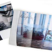 <h1>Imagebroschüre</h1><p>Für die Innenausbaufirma HOFFMANN und NEUMEISTER haben wir diese Imagebroschüre entwickelt.</p>