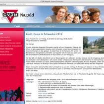 """<h1>CVJM Nagold</h1><h3>(Konzept & Webdesign)<br><a href=""""http://www.cvjm-nagold.de/"""" target=""""_blank"""">www.cvjm-nagold.de</a></h3>"""