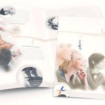 <h1>Imagebroschüre</h1><p>Für die Evangelische Hochschule Tabor in Marburg haben wir das Gestaltungskonzept entwickelt und diverse Broschüren, Flyer und Anzeigen realisiert.</p>