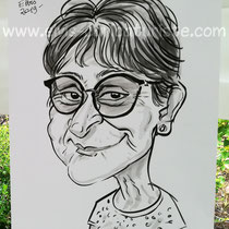 Animation caricatures Epinal