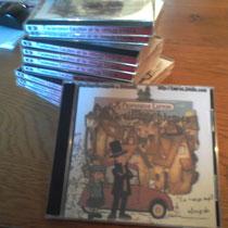 CDs Layton et le village bizarre