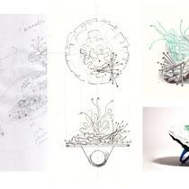 Eleonora Battaggia vince la sezione Progettazione del Concorso Internazionale Bijoux d'Autore 2012