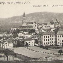Gymasium Klosterneuburg, 1916