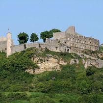 Le chateau de Séverac d'AVEYRON