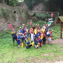 Gruppenausflug Burg Stolzeneck