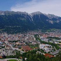 Innsbruck-Panorama