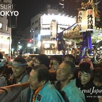 〈青山熊野神社例大祭〉宵宮渡御 @2017.09.30 GCY17_08