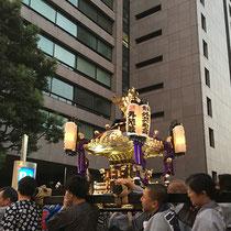 〈青山熊野神社例大祭〉宵宮渡御 @2017.09.30 GCY17_03