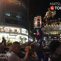 〈青山熊野神社例大祭〉宵宮渡御 @2017.09.30 GCY17_06