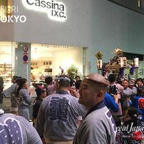 〈青山熊野神社例大祭〉宵宮渡御 @2017.09.30 GCY17_05