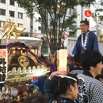 〈青山熊野神社例大祭〉宵宮渡御 @2017.09.30 GCY17_01