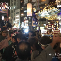 〈青山熊野神社例大祭〉宵宮渡御 @2017.09.30 GCY17_10