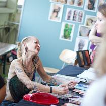 Tattoo Connvention Fürth 2012