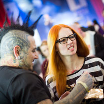 Tattoo Expo Zwickau 2013